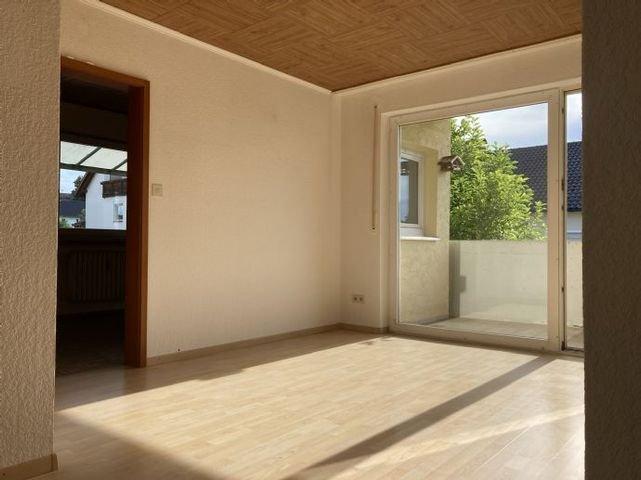 Eßbereich mit 2.Balkon 4-Zimmerwohnungen