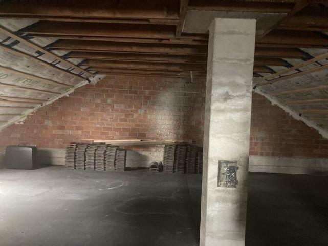Dachboden ausbaufähig