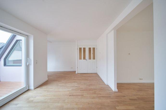 Wohnstube + Loggia - Referenz