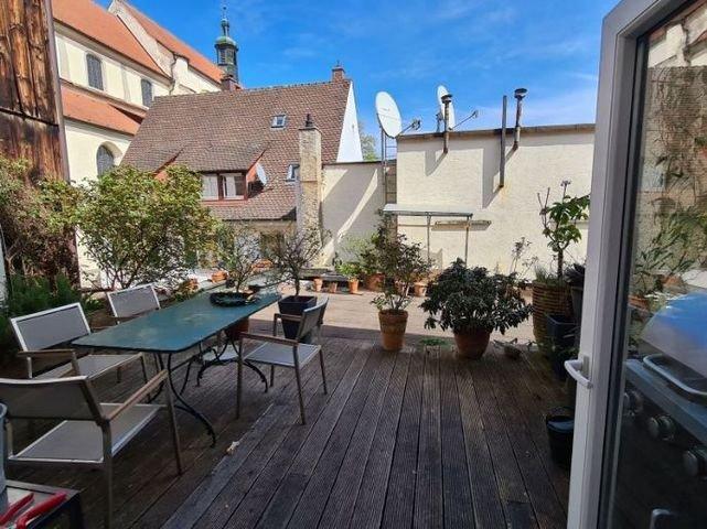 Wohnung 1 Terrasse