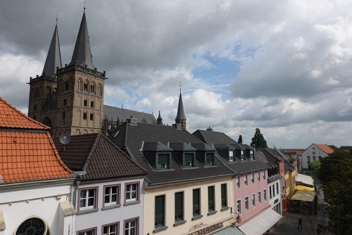 Blick auf Dom und Markt