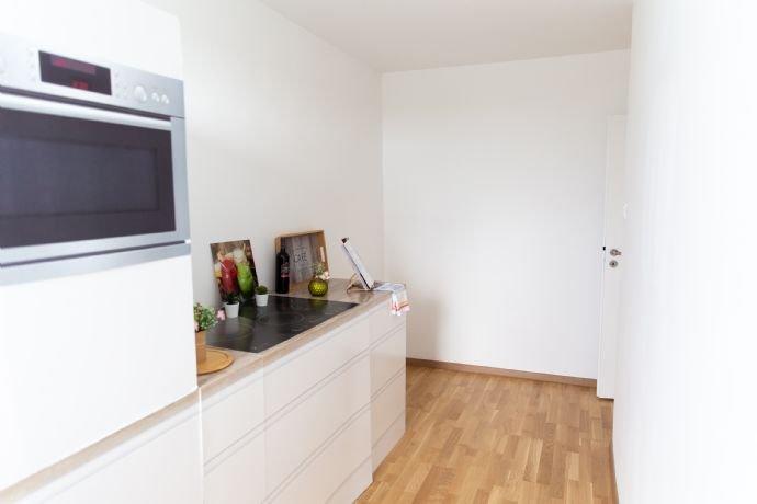 Blick in die Küche (2)