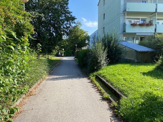 Park ähnliche Grünanlage - Süd-West