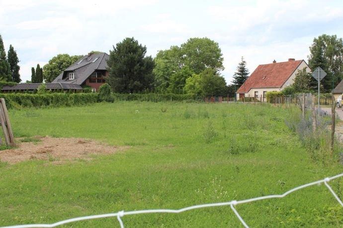 Grundstück in Ducherow