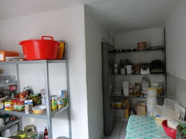 Vorratsraum mit Kühlhaus