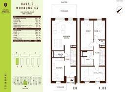 NKQ - Haus C, freie Wohneinheiten + Tiefgarage