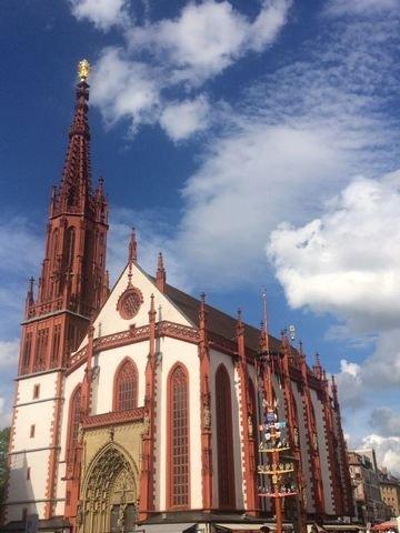 Marienkirche in der Nähe