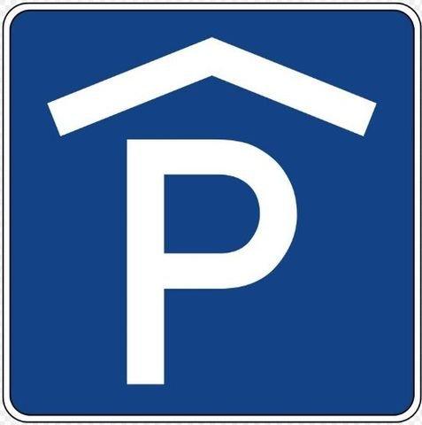 Garagenparkplatz