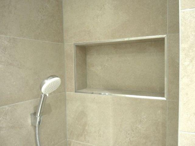 Abstellnische Dusche