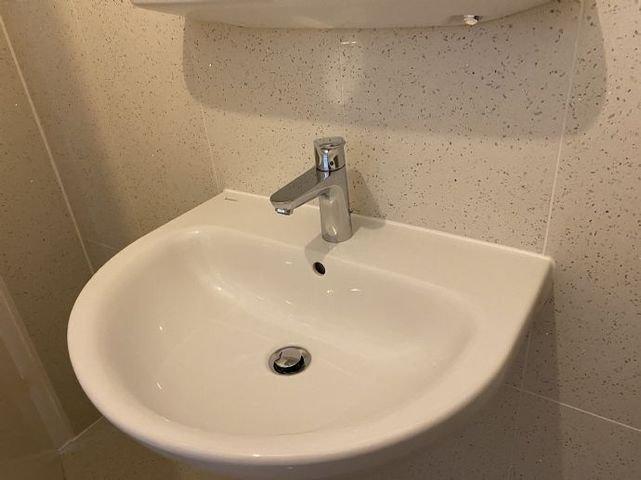 Bild 20 Neues Handwaschbecken