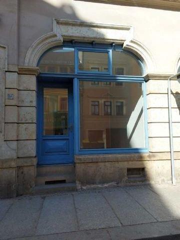 Schaufenster, Eingang