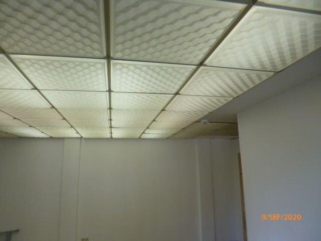 Deckenbeleuchtung im Esszimmer