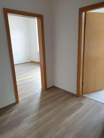 Flur mit Blick in das Wohn/Schlafzimmer