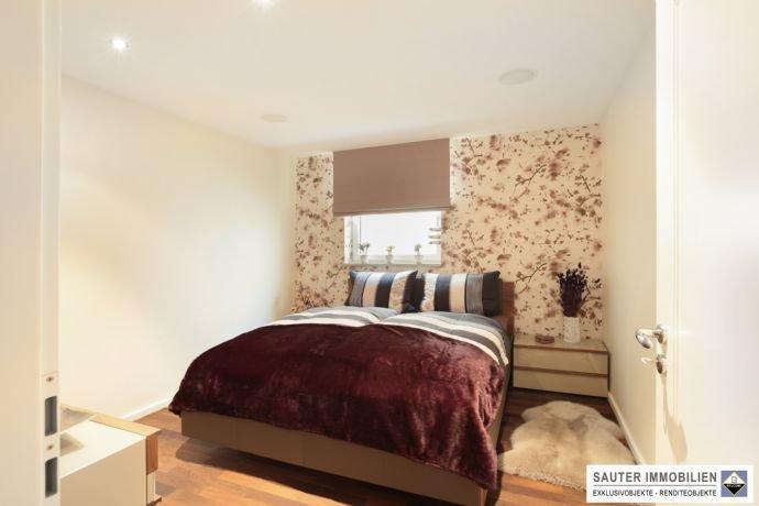 Gästezimmer im Souterrain