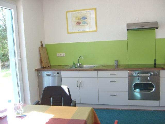 EG- Küche - Seeseite