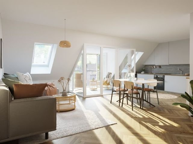 Wohnzimmer (Möblierungsbeispiel)