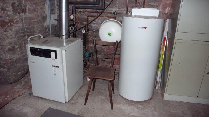 Gaszentralheizung