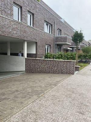 Außenansicht Gebäudekomplex