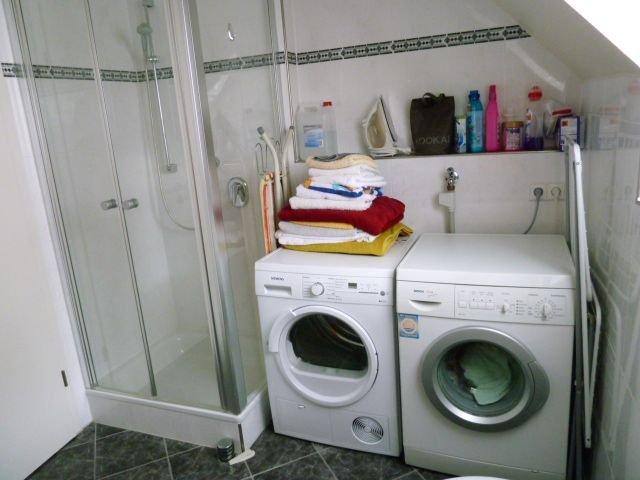 DU/WC mit Wama-Anschluss