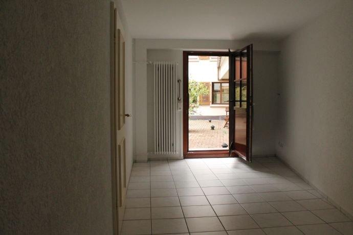 Zimmer - Ausgang Dachterrasse