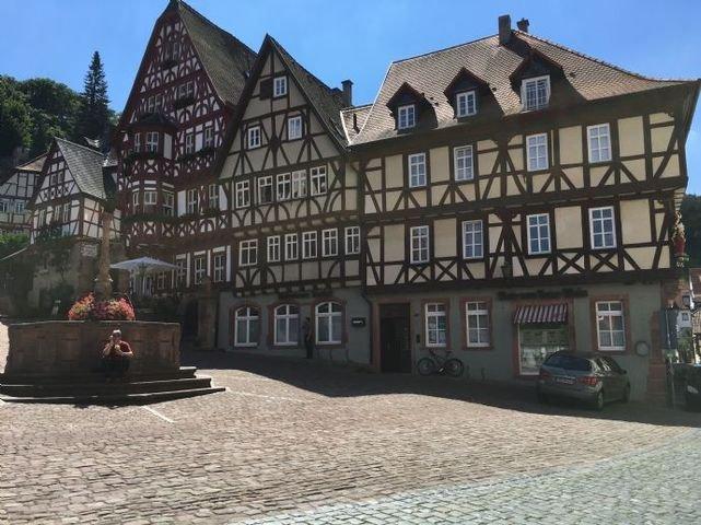 Die Altstadt von Miltenberg