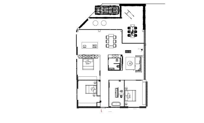 Wohnung 13 Grundriss