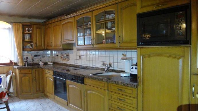 ) Küche Haus EG