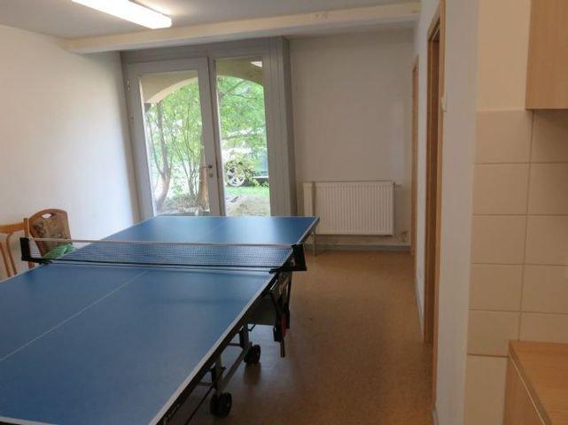 Erdgeschoss: Personalraum