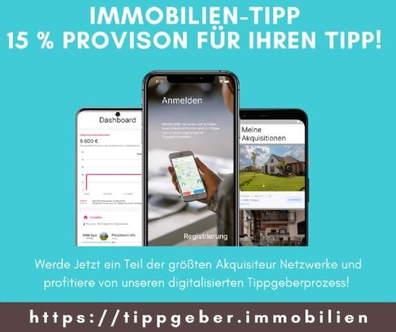 Immobilien Tippgeber App