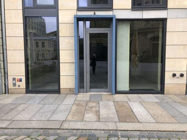 Schaufensterfront