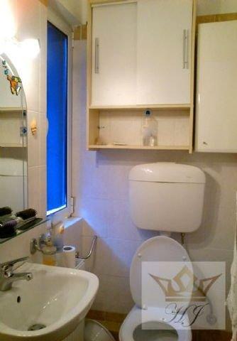 Teilblick Gäste-WC Hochparterre