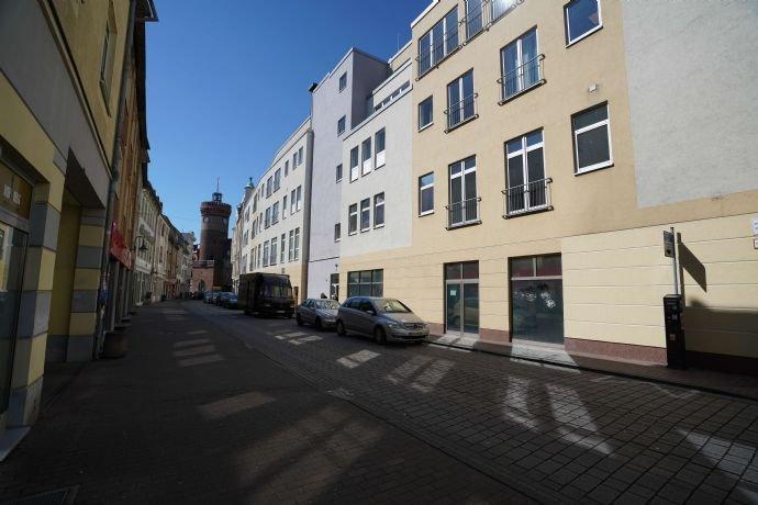 Fassade Burgstrasse