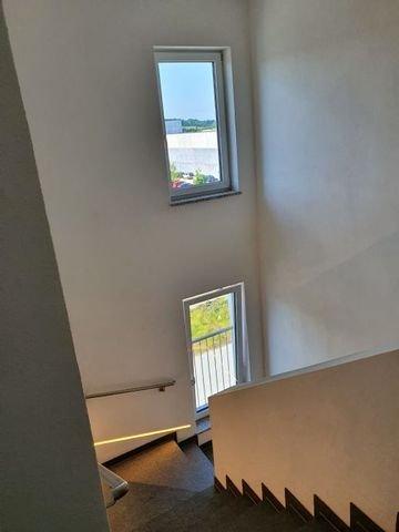 Treppenhaus oben 3.OG