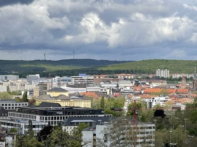 Ausblick auf Saarbrücken