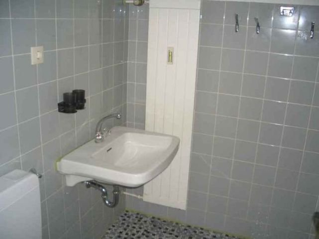 Teil Badezimmer