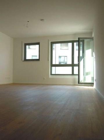 Wohn-Eßzimmer leer