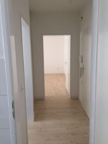 Blick vom Wohnungsflur Richtung Wohn/Schlafzimmer