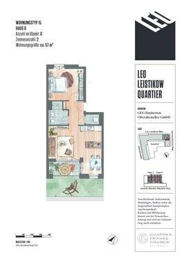 Haus 6 Wohnungstyp 15