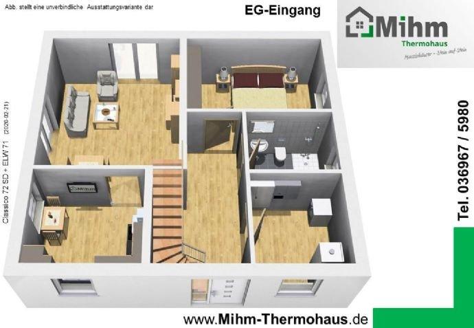 Mihim-Thermohaus_Classico72SD+ELW71_EG-Eingang