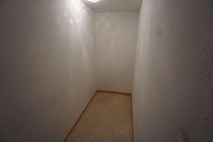 kleiner Abstellraum vor dem Kinderzimmer