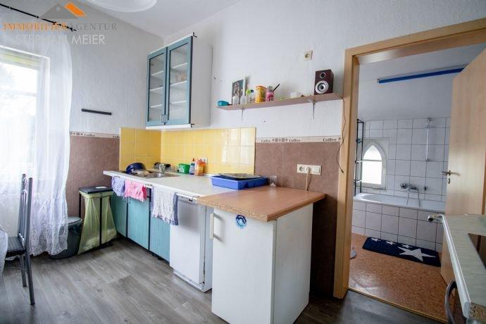 OG Wohnung links – Küche
