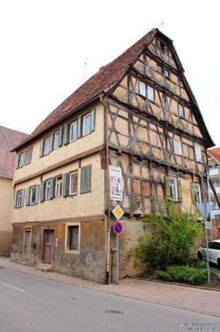 Ein Gebäude mit viel Historie