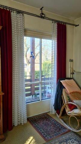 Essbereich mit Zugang Balkon