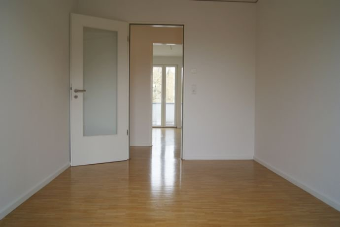 Das zweite Arbeits- bzw. Gästezimmer