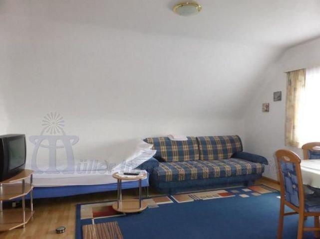 Wohnraum der Suite