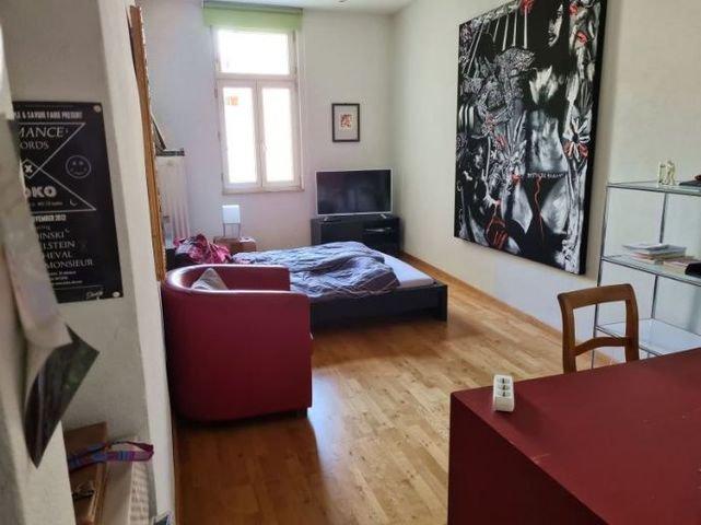 Wohnung 1 kleines Schlafzimmer