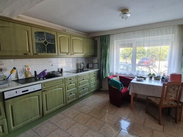 Küche Wohnung EG