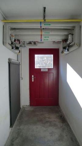 hinterer Kellerausgang