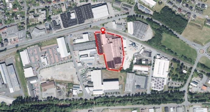 Luftbild Gesamtkomplex