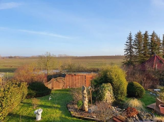 Blick über das Grundstück1